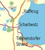 Tourismusinformationen Fur Den Raum Scharbeutz An Der Ostsee